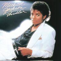 MICHAEL JACKSON - THRILLER  CD NEU