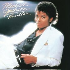 MICHAEL JACKSON - THRILLER  CD NEU