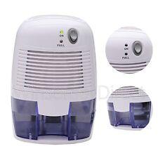 Portable Air Dehumidifier Dryer Moisture Absorber Condensation Demp Mould 500ml