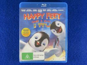 Happy Feet Two - Blu Ray - Free Postage !!