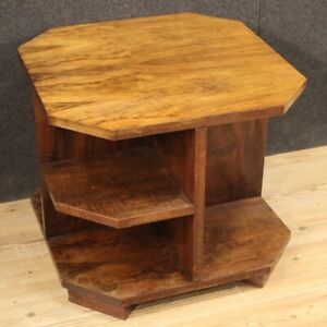 Small Table Furniture Table Low Living Room Of Design Wooden Walnut Modern
