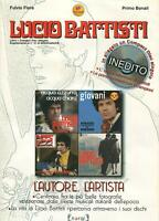 LUCIO BATTISTI - L'AUTORE, L'ARTISTA LIBRO + CD