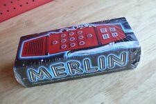 MERLIN Vintage Electronic  Handheld tabletop Arcade video game ✨STILL SEALED✨