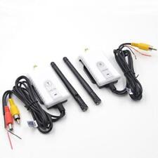 2.4G Wireless AV Cable Transmitter&Receiver For Car Video Monitor Backup Camera