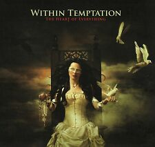 CD Album Within Temptation The Heart Of Everything (The Howling) 2007 Sony BMG