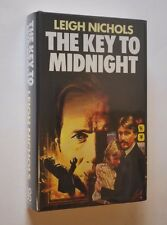 The Key to Midnight by Leigh Nichols (Dean Koontz) 1979 HC DJ Signed