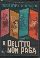 Il delitto non paga (1962) DVD