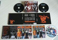RARE COFFRET 2 CD + DVD ALBUM LIVE DIGIPACK MAJEURS ET VACCINES AS DE TREFLE