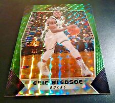 2017-18 Panini Prizm Mosaic #66 Eric Bledsoe Green Prizm Refractor~Bucks!