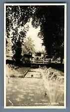 Arora, Kashmir Views, Shalamar Garden. Srinagar  Vintage silver print. Kashmir (
