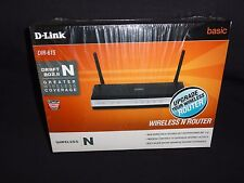 D-Link - Wireless N Router Model #DIR-615