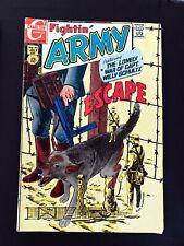 FIGHTIN' ARMY #86 CHARLTON COMICS 1969 FN