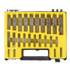 150Pcs Mini Power High Speed Steel Drill Bit Precision Twist Kits Set 0.4-3.2mm