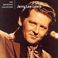 LEWIS, JERRY LEE - THE DEFINITIVE COLLECTION - CD - NEW