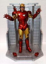Marvel Select Avengers IRON MAN Mark VI Tony Stark Figure! Loose!