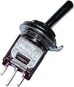 Mini Kippschalter SPDT ON-OFF-ON 1,5A/250V 3 Positionen