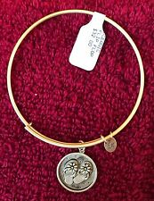 Chrysalis Flip Flop 14k Gold Plated Oceania Collection Bangle Bracelet NWT