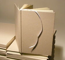 75 Sheets Paper Plain Sketchbook Notebook Decoupage Scrapbook Decopatch A/5 Size
