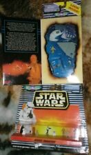🔴NEW LoT-Classic Characters Star Wars Micro Machines Figure Collection +Galoob