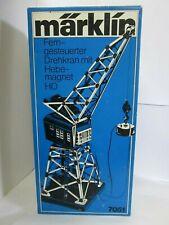 Marklin HO #7051.4 Rotary Crane w/ Lifting Magnet in box