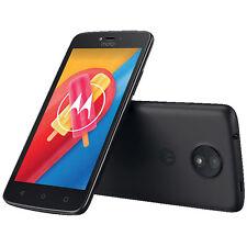 MOTOROLA Moto C Smartphone 16GB 5 Zoll Starry Black LTE Android 7.0 Nougat NEU