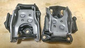 USA Made Motor Mount Kit for Chevrolet 1966-1974 350 396 400 402 427 454 Engine