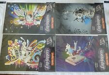 Lap Toppers Self Adhesive Lap Top DJ Skins Urban Legends Collection NIP