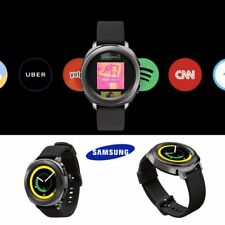 Samsung Galaxy Gear Sport Smart Watch Bluetooth Black SM-R600 Sealed Package