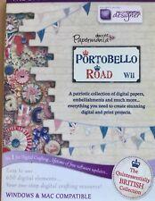 BN papermania Portobello Road cd rom approx rrp £20