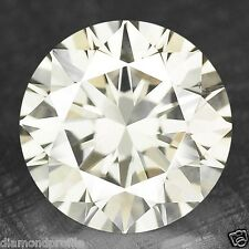 0.08 Cts UNTREATED RARE WHITE LIGHT YELLOWISH NATURAL LOOSE DIAMONDS-SI1