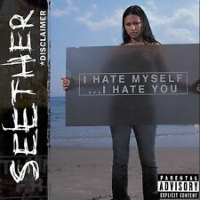 SEETHER - Disclaimer [PA] CD