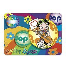 Betty Boop Black Refrigerator Magnet Hippy Groovy 4x6� Lenticular #Bb-207-Mal#