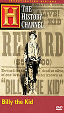 Investigating History - Billy the Kid (DVD, 2007) History Channel
