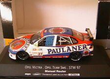 OPEL VECTRA #27 TEAM SMS STW 97 MANUEL REUTER ONYX XT063 1/43 TOURING CARS 1997