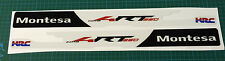 Montesa  4RT  2014 Style  frame Decals  Extra Thick Moto-X Quality Materials