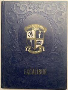 1972 TUSCALOOSA ACADEMY HIGH SCHOOL YEARBOOK, THE EXCALIBUR, TUSCALOOSA, AL