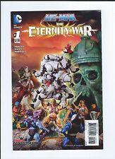 DC He-Man 1 Eternity War 1 Matty Collector Variant HTF  --- KEY RARE Comic book