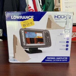 Lowrance Hook2-5 with TripleShot Transducer and US Inland Maps BNIB