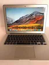 """Apple MacBook Air 13"""" Early 2015 Intel i5 4GB 128GB SSD """"57 battery cycles"""""""