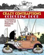 Crazy Contraptions Colouring Book,Arcturus Publishing,Heath Robinson