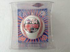 Baseball Subway Series 2000 Mini Replica Mets & Yankees Christmas Ornament