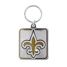 New Orleans Saints Metal Pet Collar Charm [NEW] NFL Dog Leash Chain Engrave