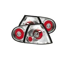 VW Golf MK5 2003 - 2009 Cromo Trasera Lexus Estilo Tail Lights - 1 Par