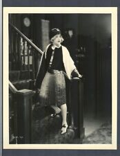 SEXY FLAPPER MAE MURRAY - EXC COND 1927 - GIRL WITH BEE STUNG LIPS - SILENT SIL