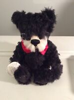 Mary Zeliff  Bear Collection: Tux. Hand Made Jointed CRS1