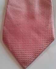 Marks and Spencer Italian silk pink tie