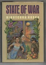 State of War, Ninotchka Rosca, 1st prt, 1st edt, Norton hardcover