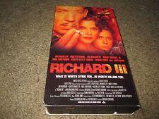 Richard III [VHS]