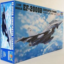 "Trumpeter 1:32 02279 EF-2000B Eurofighter ""Typhoon"" Model Aircraft Kit"