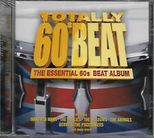 TOTALLY 60s BEAT (Compilation anni 60 Beat) - CD - MUS